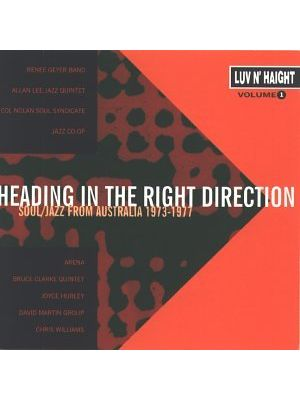 HEADING IN THE RIGHT DIRECTION / VARIOUS