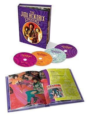 THE JIMI HENDRIX EXPERIENCE (4CD - 2015 version)