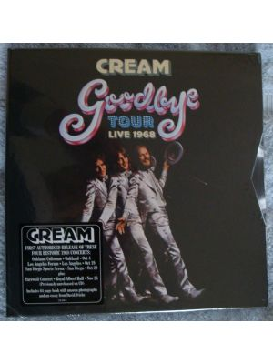 GOODBYE TOUR - LIVE 1968 (4CD)