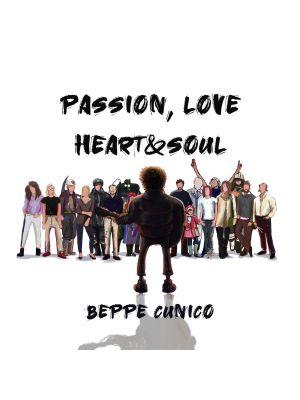 PASSION, LOVE HEARTH & SOUL (CD+DVD)