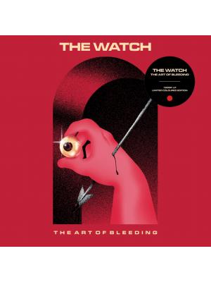 THE ART OF BLEEDING  (red vinyl  ltd. ed.)